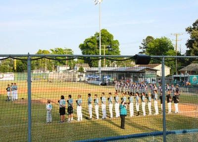 Steamers Baseball Stirs Community Pride