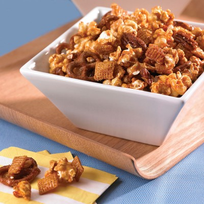 Sweet & Salty Popcorn Party Mix