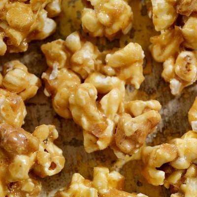 Crunchy Popcorn Trail Mix