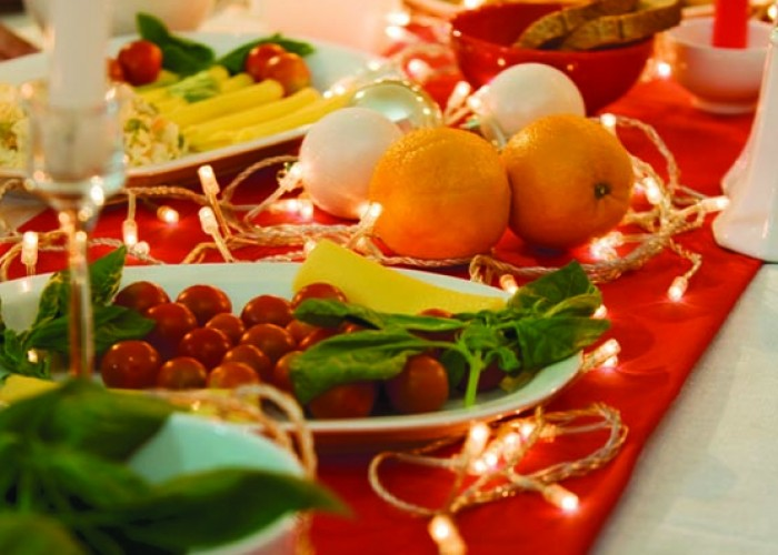 Easy entertaining tips for your holiday gatherings