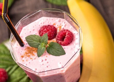 Heart Healthy Fruit Smoothie