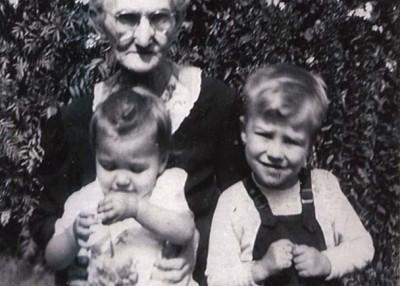 The 'True Grit' of Granny Roten