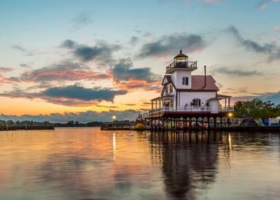 Set Sail on the Albemarle Loop