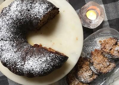 Ruby's Spiced Bundt Cake