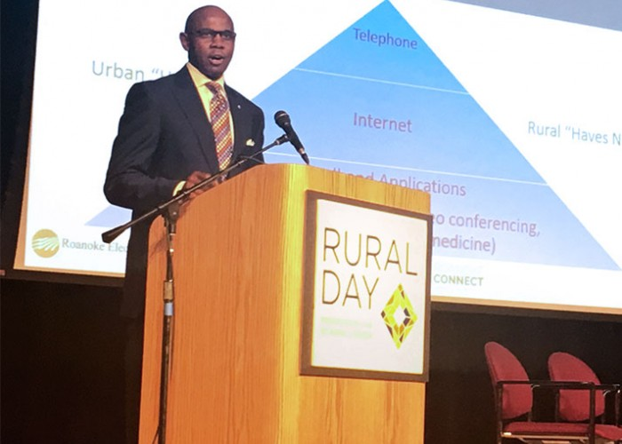 Broadband Access Leads 'Rural Day' Discussion