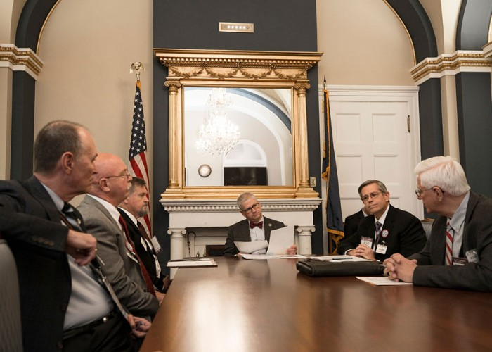 NC Co-ops Discuss Key Issues on Capitol Hill