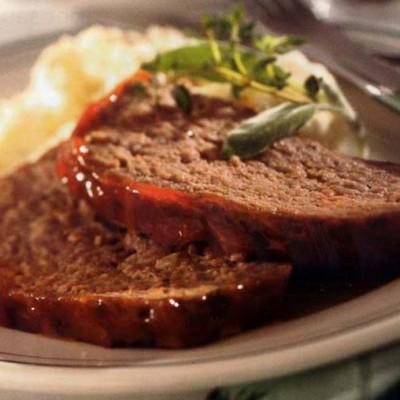 Sage Meat Loaf