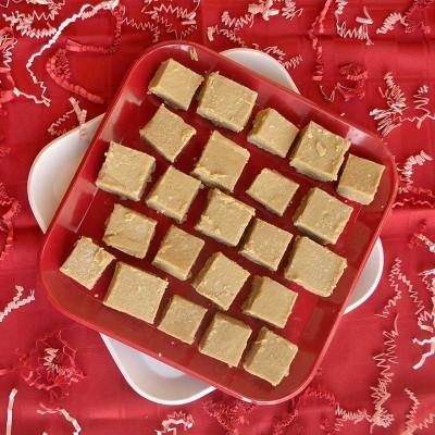 Salted Caramel Fudge