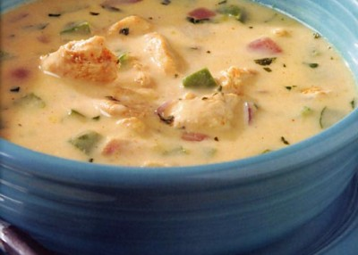 Santa Fe Chicken Fajita Soup