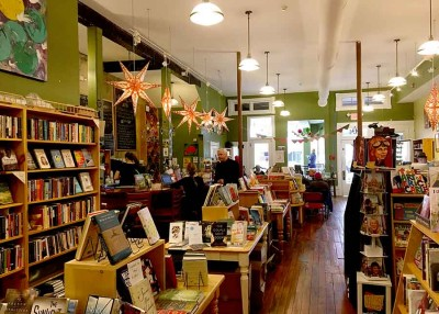 Independent Bookstores Thrive Throughout the State