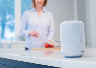 Convenience & Energy Savings with Smart Speakers