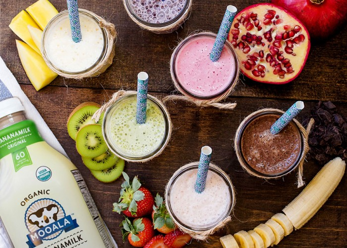 Better-for-you Smoothies