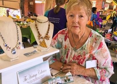 Coastal Jeweler Creates Wearable History