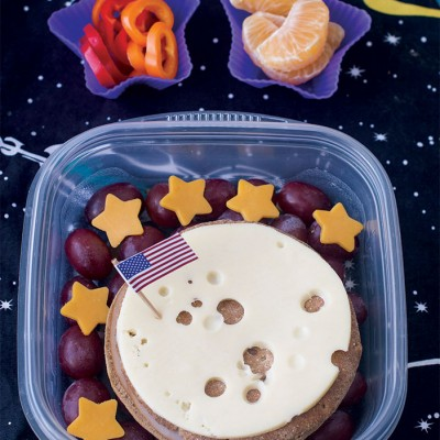 Space Exploration Bento Box