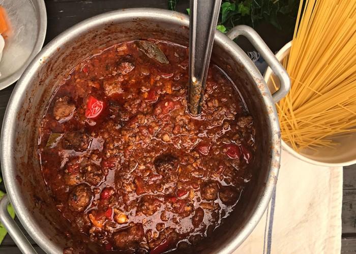 Wendy's Spaghetti Sauce