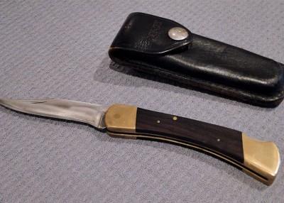 A Storied Knife