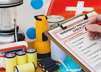 Making a Disaster Supply Kit