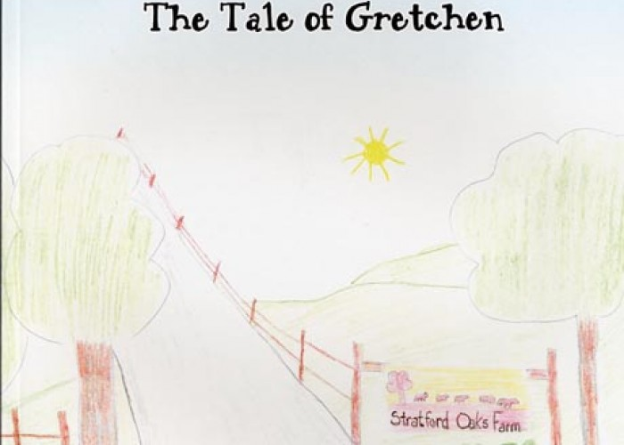 Tale about goat Gretchen