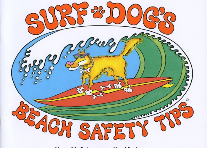 A Good Read: Surf Dog's Safety Tips
