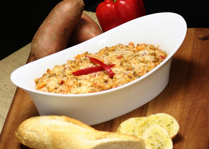 Sweet Potato Sausage Spread