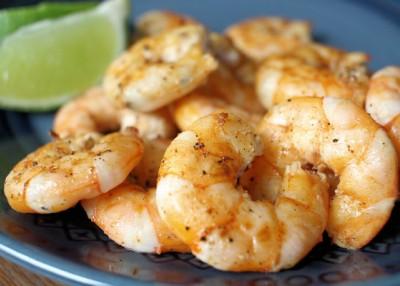 Tex-Mex Shrimp