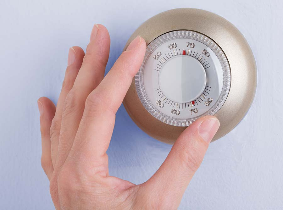 How Set Your Thermostat For Wintertime Savings Carolina Country