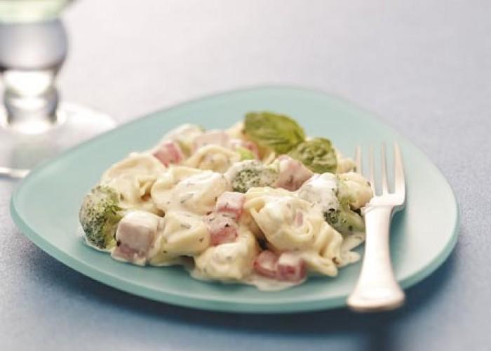 Tempting Tortellini & Ham
