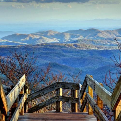 I hiked the Rough Ridge hiking trail at Milepost 302.8 on the Blue Ridge Parkway. —Tracy Edwards, Lenoir, Blue Ridge Energy