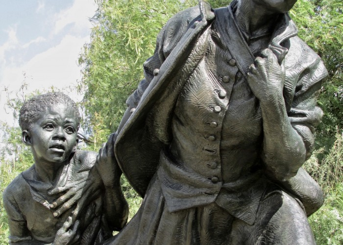 Harriet Tubman – 'The Journey to Freedom,' Traveling Sculpture Unveiling