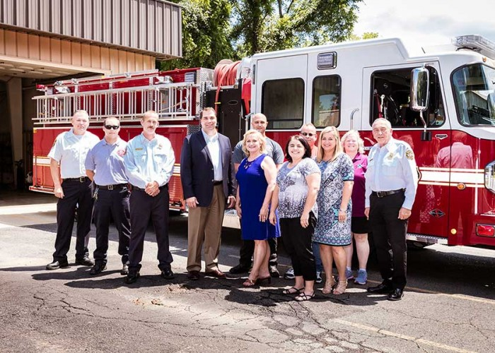 Union Power Funds VFD Pumper Truck