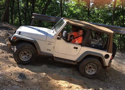 Off-Roading, Uwharrie Style