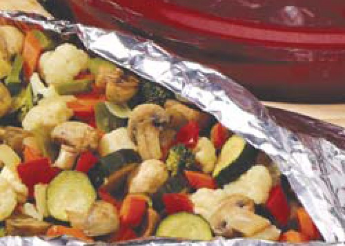Grilled Veggie Mix