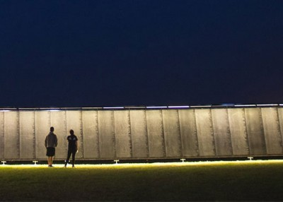 Coming to NC: The Wall that Heals