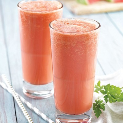 Watermelon Collagen Creamsicle Smoothie