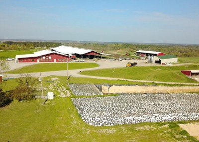 White Rock Farms Receives Funds to Improve Efficiency, Reduce Emissions