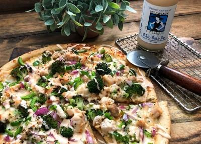 White Tango Pizza