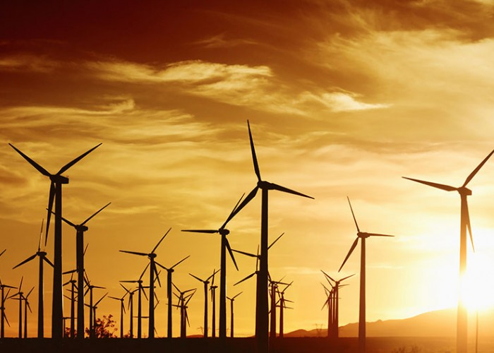 Wind Power Projected to Outpace Hydro