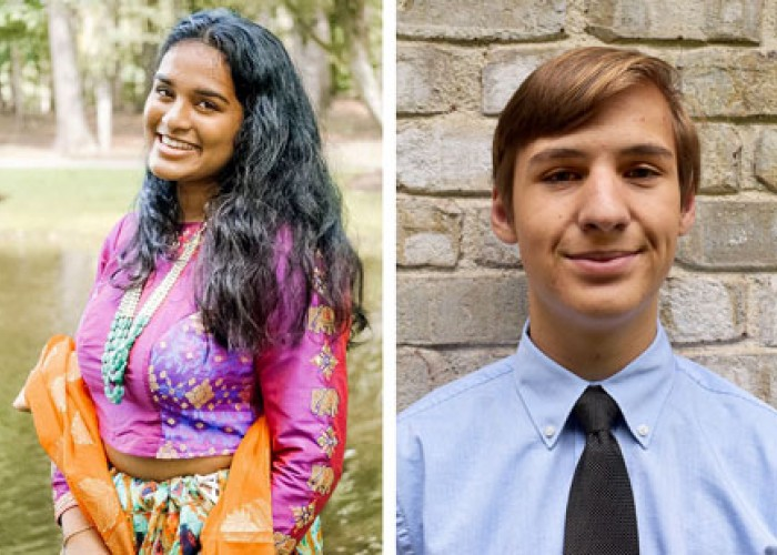 NC Students Receive Youth Leadership Council Scholarships