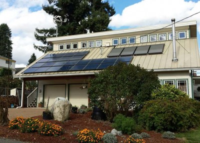 Producing power: Can You Have a 'Zero Net Energy' Home?