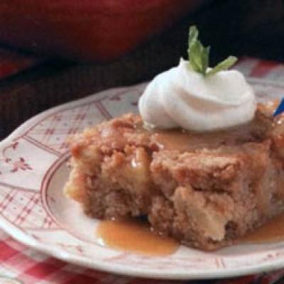 Chunky Apple Cake