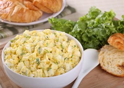 Aunt Thelma's Egg Salad