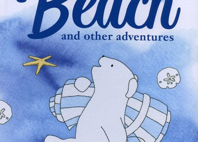 A Good Read: Bear at the Beach