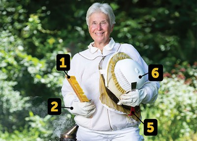Dress for Success: Beekeeping Protective Gear