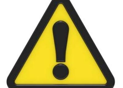 Beware! ¡Cuidado!