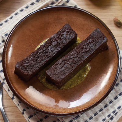 Bitter Chocolate Dessert