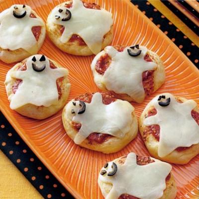 Boo-Ya Mini Pizzas