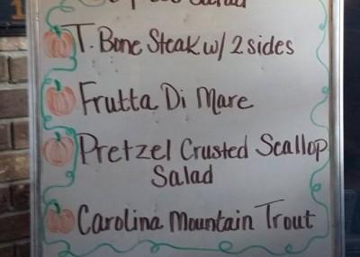 Pretzel Encrusted Flounder