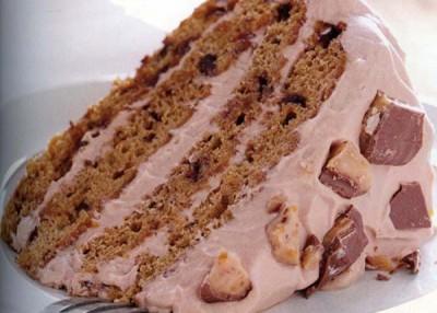 Tiramisu Toffee Torte