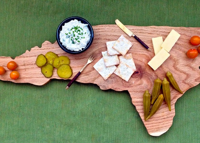 Make Your Own NC Charcuterie Board