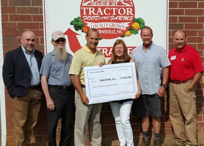 French Broad EMC Funds Regional Food Hub